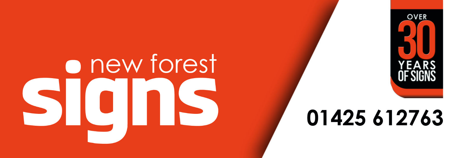 New Forest Signs 2016 Logo