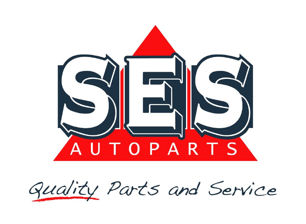 SES Autoparts logo