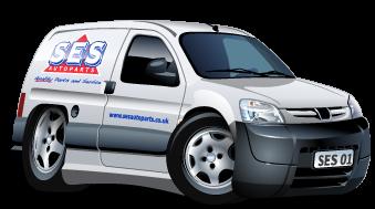 SES Van